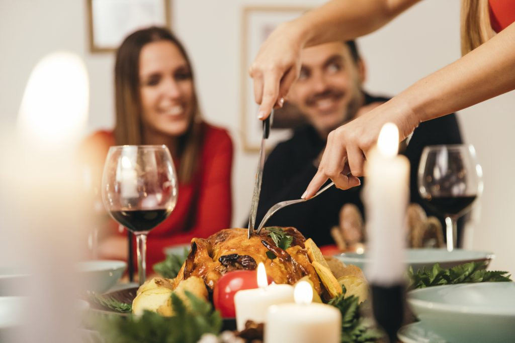régime alimentaire pendant après fêtes